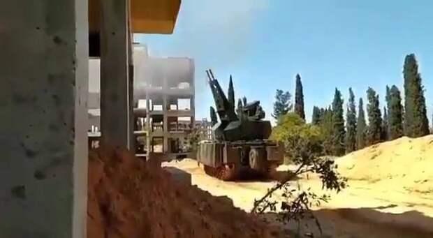 Зенитный артиллерийский комплекс Korkut в строю и в бою