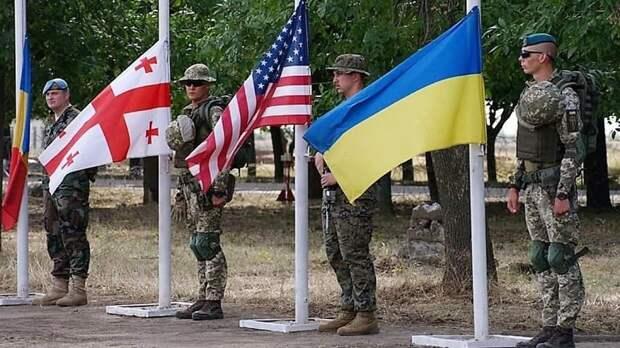 Россия намерена внимательно следить за учениями Украины и НАТО на границе с Крымом