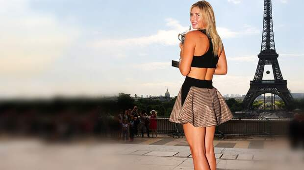 Шарапова вошла всписок 25 богатейших женщин России
