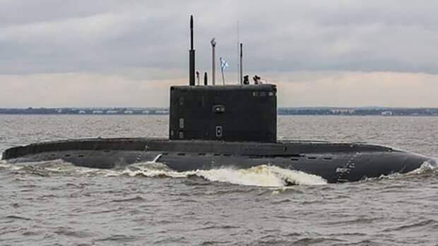 Как российский «Палтус» станет «черной дырой» для субмарин НАТО
