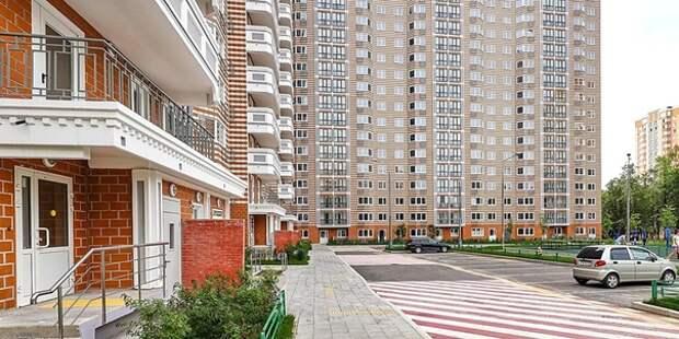 Лёвкин: в Москве по программе реновации начали расселять ещё два дома