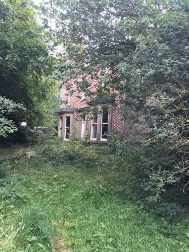 Британцы купили старый особняк, в котором не было водопровода и отопления, и превратили его в дом своей мечты