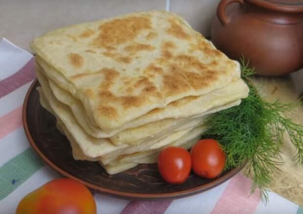 Отличные марроканские лепешки вместо хлеба