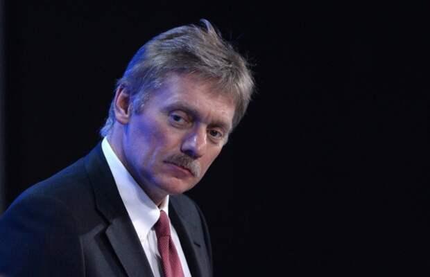 Песков: РФ пошло бы на пользу наличие серьёзной оппозиции Путину