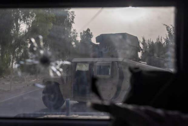 Соседи Афганистана попросили Россию продать им оружие