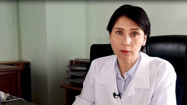 Главный врач ГП № 2 Шиндряева рассказала, зачем нужны новые меры против COVID-19