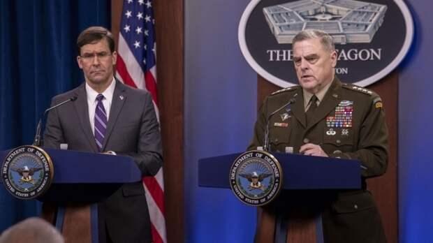 Генерал призвал США не допустить войну с Россией и Китаем