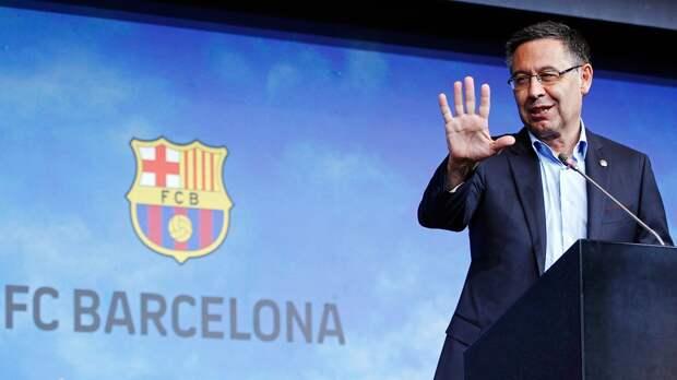 Бартомеу узурпировал власть в«Барселоне». Уволены все руководители, которые неподдерживали его