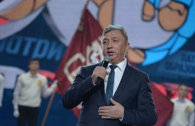 Школа «Самбо-70» отметила 50-летний юбилей в Государственном Кремлевском дворце
