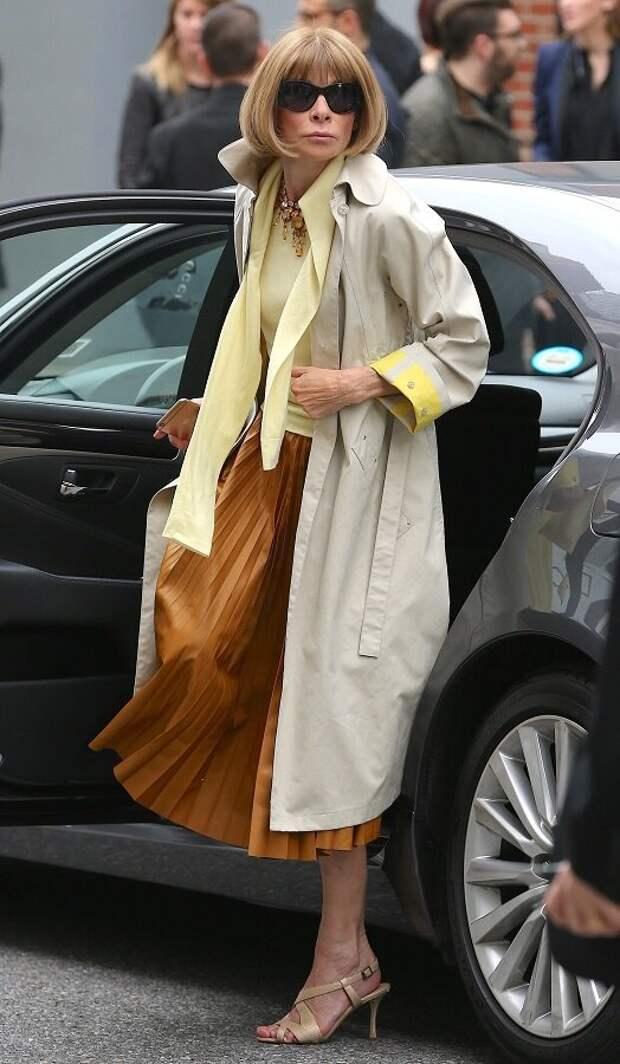 Неувядающая классика от главного редактора Vogue – Анны Винтур