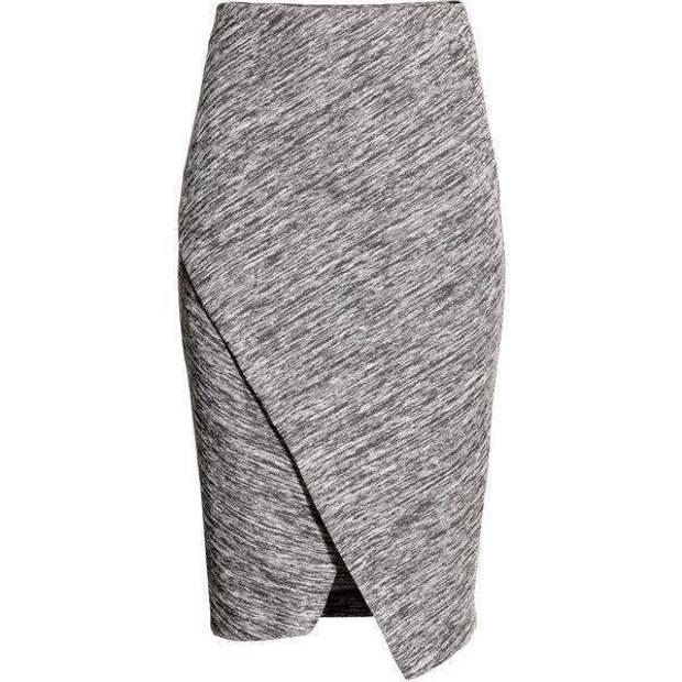 интересные юбки в пол