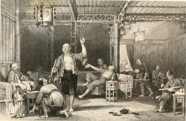 Опиум для китайского народа