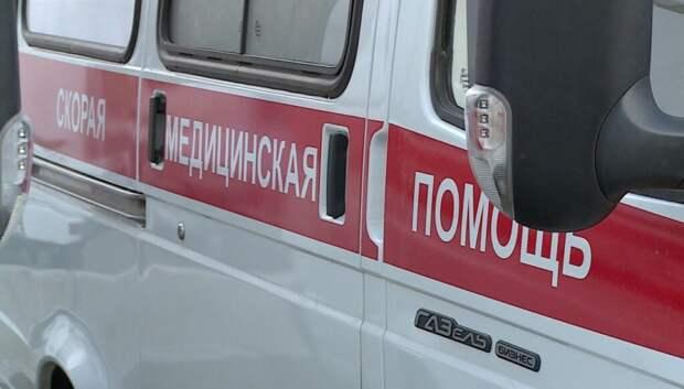 В Пензе мужчина избил врача и угнал скорую помощь, в которой был его отец