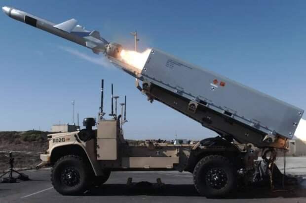 Перспективный ракетный комплекс NMESIS для КМП США