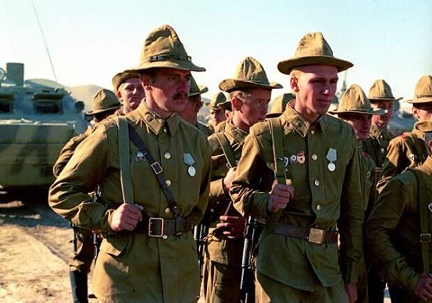 Главные плюсы войны в Афганистане для СССР