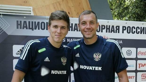 Всоставе сборной России— 7 игроков «Зенита» и3— «Спартака»