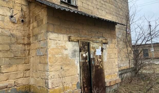 Здание бывшего Племзавода заброшено вЗональном под Нижним Тагилом