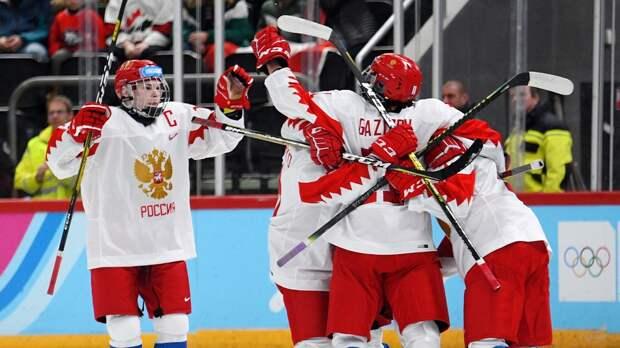 Россия размазала Канаду наюношеской Олимпиаде. «Кленовых листьев» жестко наказали загрубость