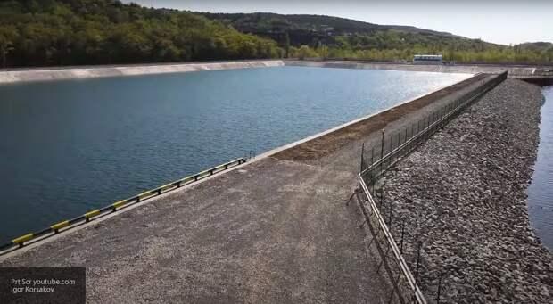 Россияне назвали наполнение Северо-Крымского канала водой «чудом»