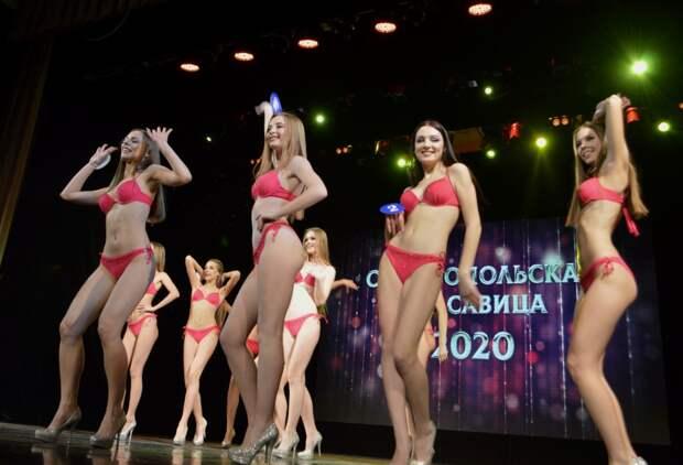 «Севастопольской красавицей-2020» стала артистка Дарина Ковалева
