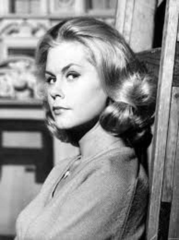 Красотка из 60-ых Элизабет Монтгомери