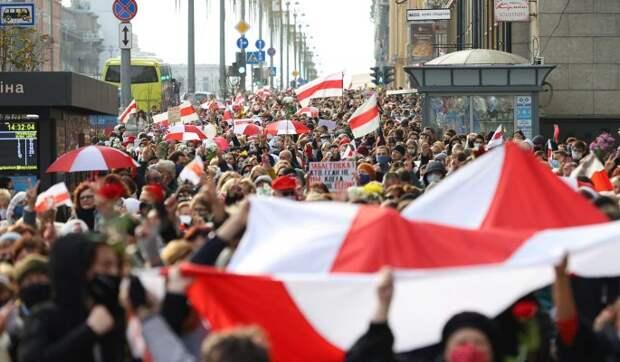 Пространство революции в Белоруссии расширяется – политолог