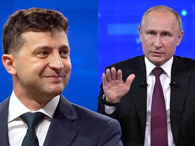Кравчук: Зеленский в Москву к Путину не поедет