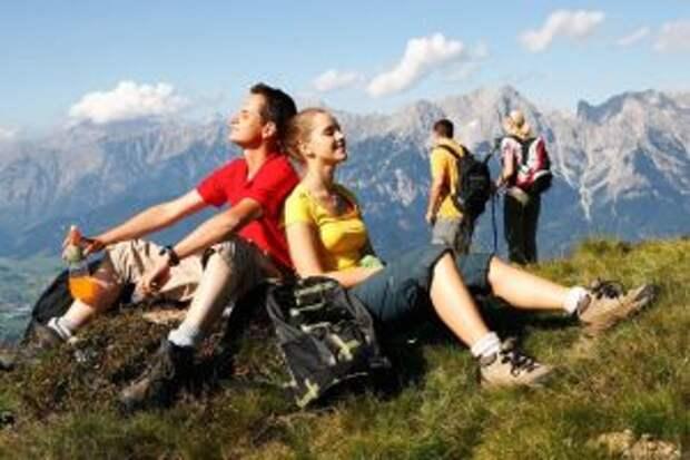 Особенности туристического отдыха
