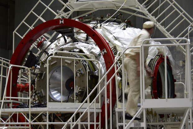 """""""Роскосмос"""" в ноябре 2021-го запустит к МКС еще один модуль"""