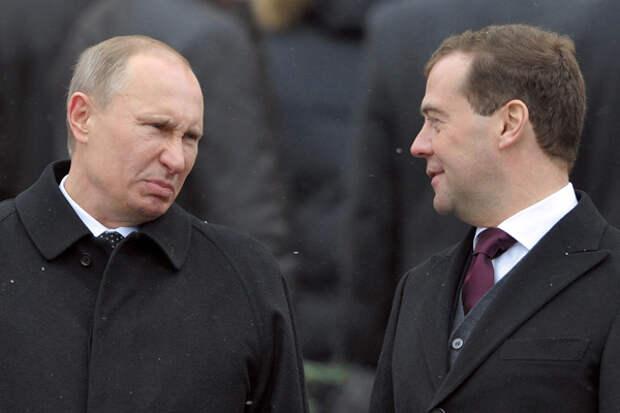 Забота о народе от Путина