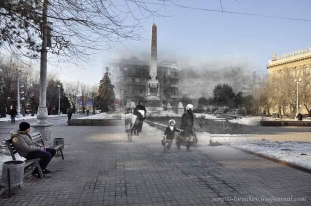 Сталинград обстрел элеватора стрелки для конвейера