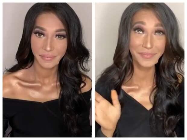 Неухоженная женщина попала в руки опытного стилиста и превратилась в эффектную красотку!
