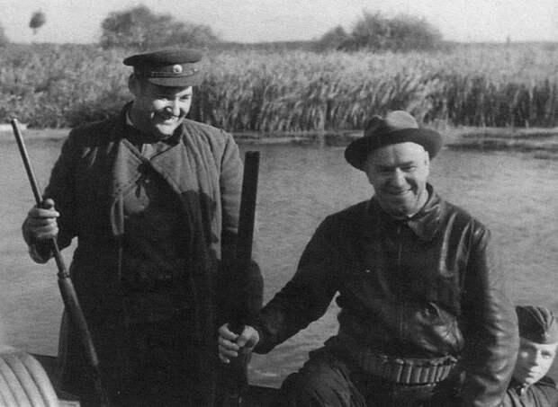 Арсенал Георгия Жукова: какое оружие любил маршал