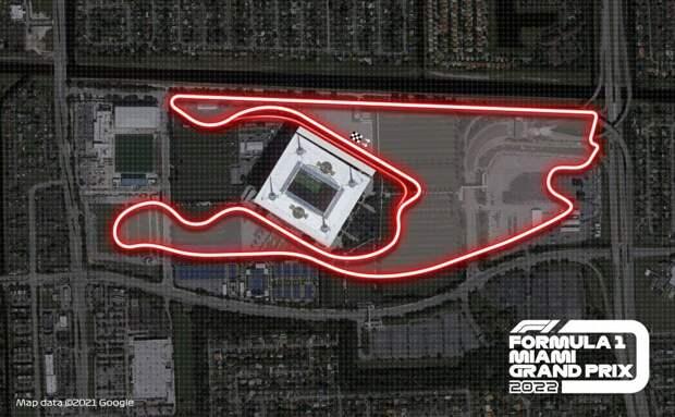 «Формула-1» объявила о проведении Гран-при Майами. Первая гонка – в 2022 году