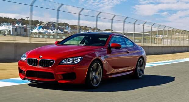 BMW M6 Gran Coupe: Высокотехнологичный и спортивный авто, но только для водителя