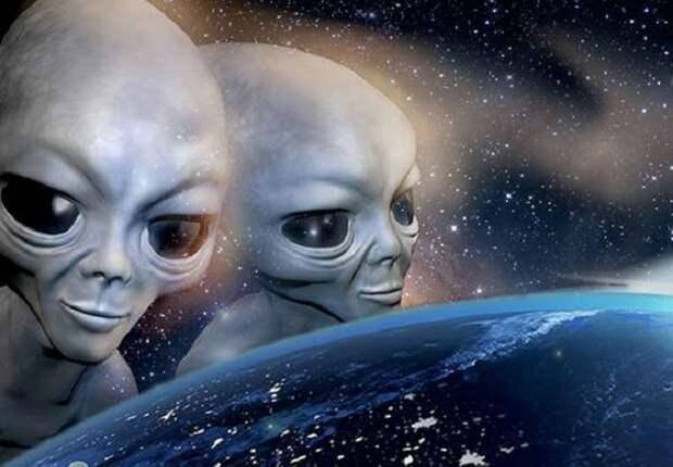Ученый: пришельцы уже на Земле, но пока не раскрывают себя
