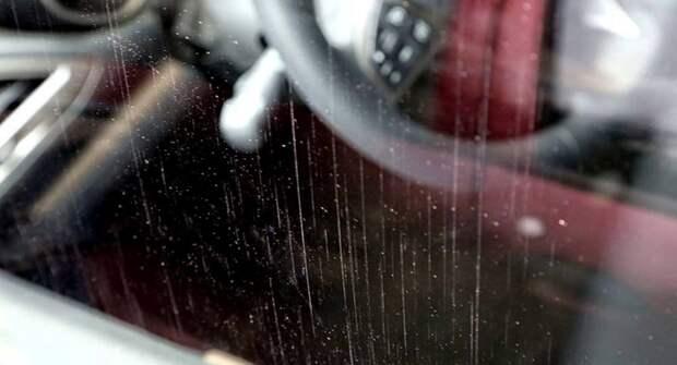 Как дешево избавиться от царапин на стеклах автомобиля