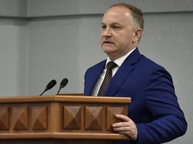 Мэр Владивостока Гуменюк заявил, что подает в отставку
