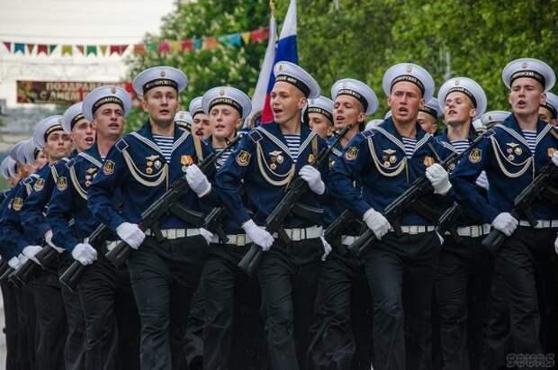 Стало известно, когда в Севастополе пройдут репетиции Парада Победы