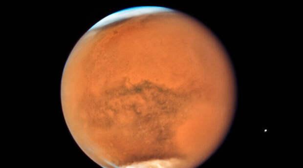 Вот такое кино. Китай показал посадку зонда с марсоходом на Марс
