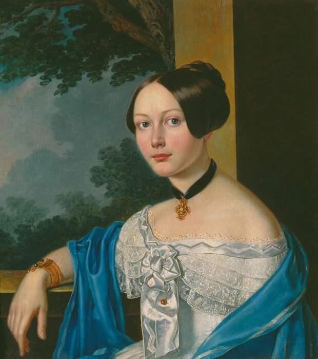 Мария Александровна Талызина (Нейдгардт), правнучка А. В. Суворова.