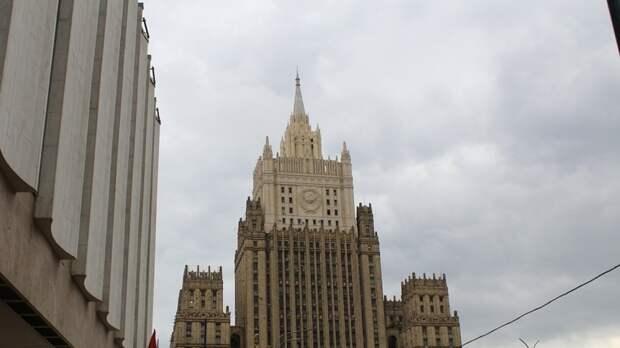 МИД России призвал Израиль и Палестину к сдержанности