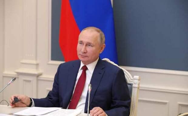 Пресс-конференция Путина по итогам встречи с Байденом. ПРЯМАЯ ТРАНСЛЯЦИЯ