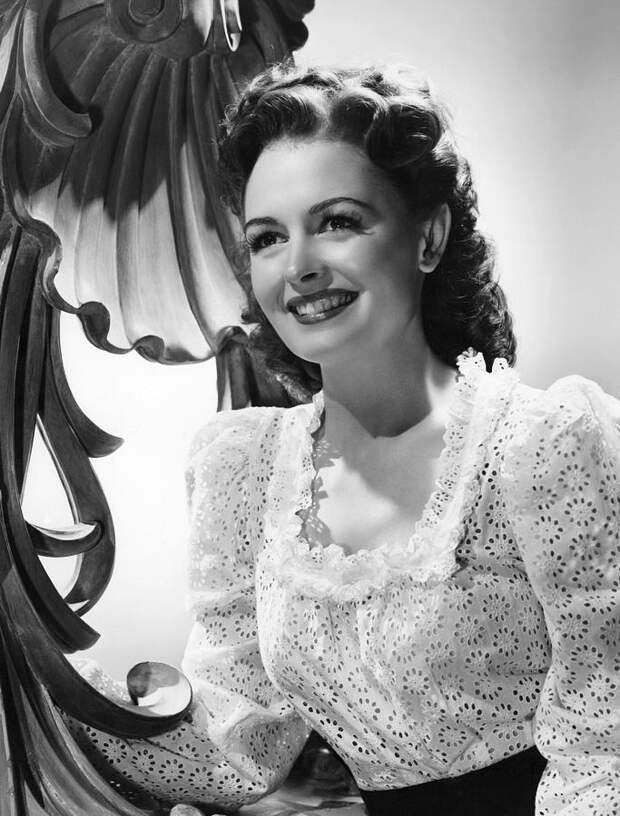 Донна Рид — звезда Золотой эры Голливуда