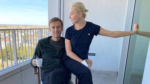 Кремль указал на ЦРУ за спиной Навального после обвинений в адрес Путина