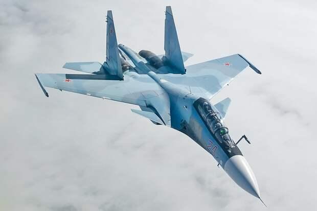 Пилот ВВС США назвал полет на Су-30 пиком своей карьеры