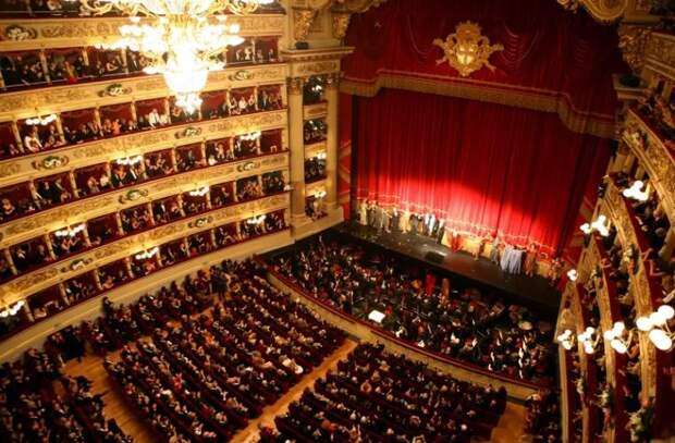 В Милане открылась La Scala