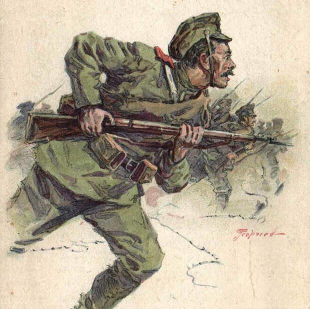 """""""Здесь свершилось неизвестное в военной истории"""": рукопашный бой в Августовских лесах. 1914 год"""