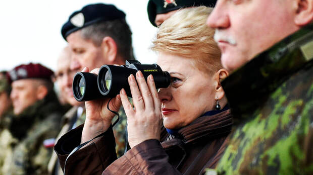 В НАТО заявили, что научат Россию уважать Прибалтику