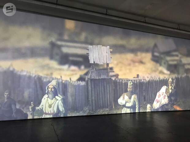 Мультимедийная экспозиция «Столичные истории» открылась в Ижевске